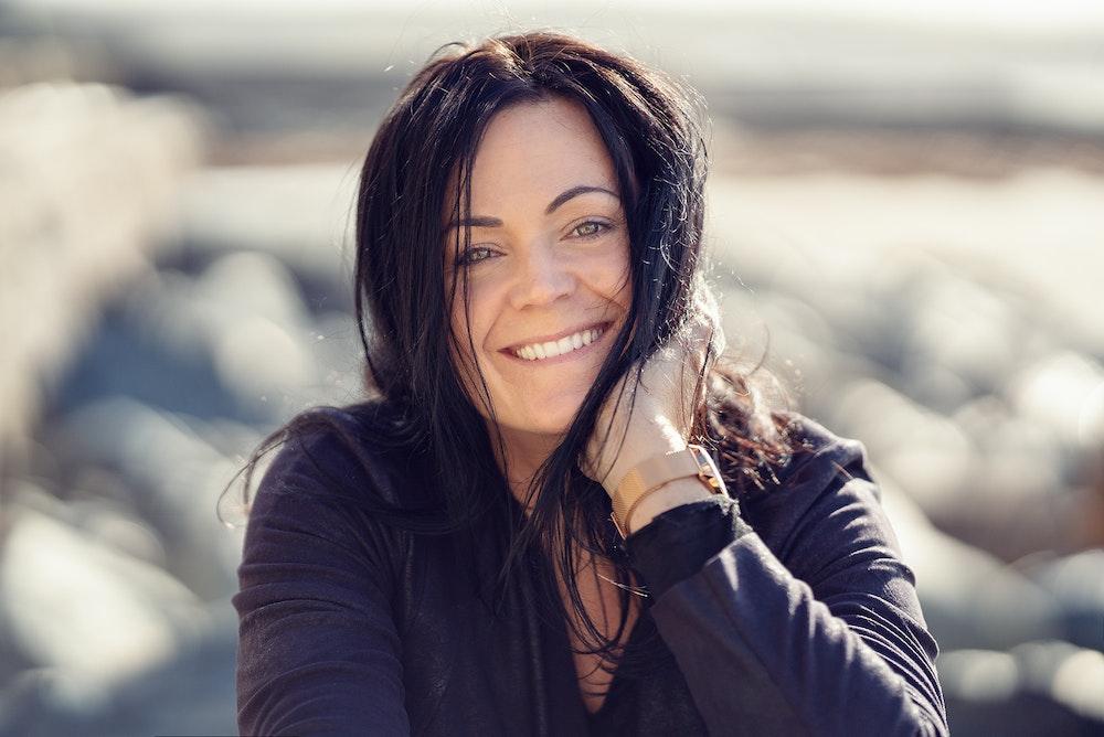 Wedding, portrait and boudoir photographer and cinematographer and Sony Europe Ambassador Kate Kirkman