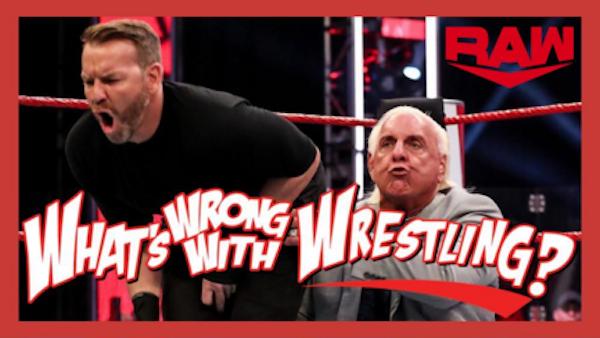 CHRISTIAN HAS BALLS - WWE Raw 6/15/20 & SmackDown 6/12/20 Recap Image