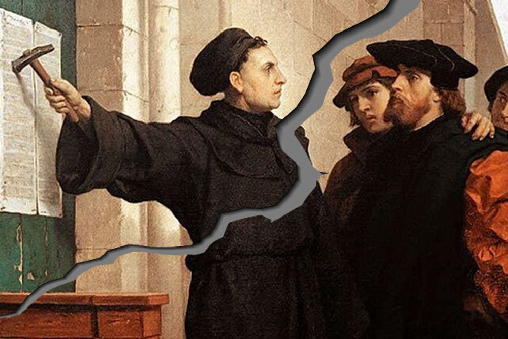 We're Experiencing Another Reformation, and Not in a Good Way