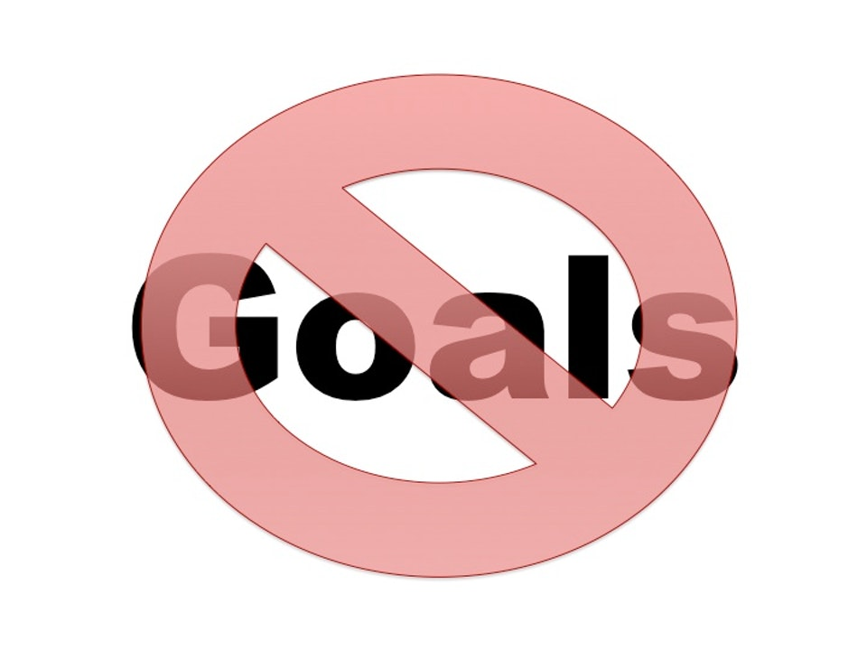 Being Unmotivated With No Goals Is A Turn Off!