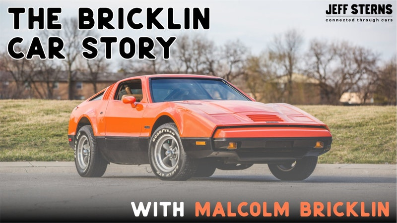 Episode image for BRICKLIN SV-1 why it was created! Why politics killed it with over 40k back orders!