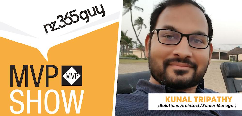 Kunal Tripathy on The MVP Show