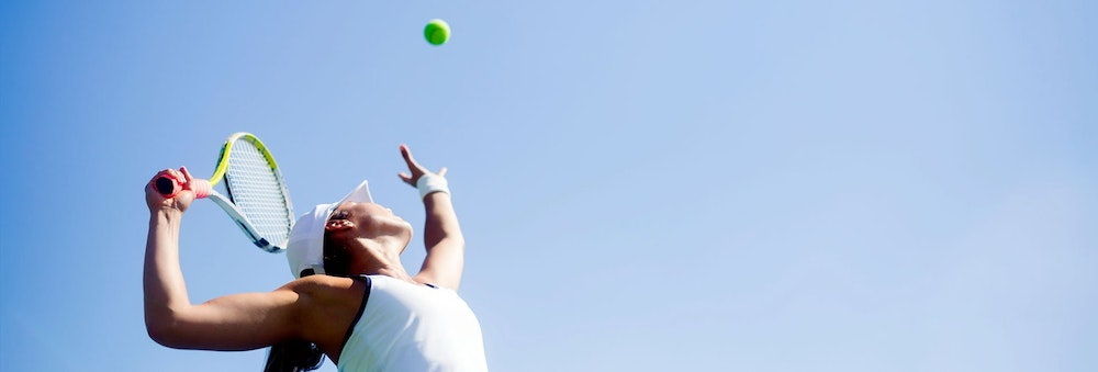 8 exercises tennis players can do at home