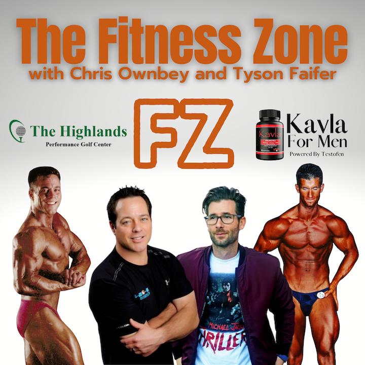 Episode image for Ep09: Ninja Warrior Secrets | The Bodybuilding, Backflipping Bartender