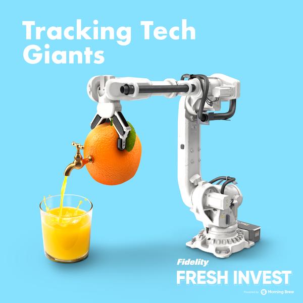 Tracking Tech Giants