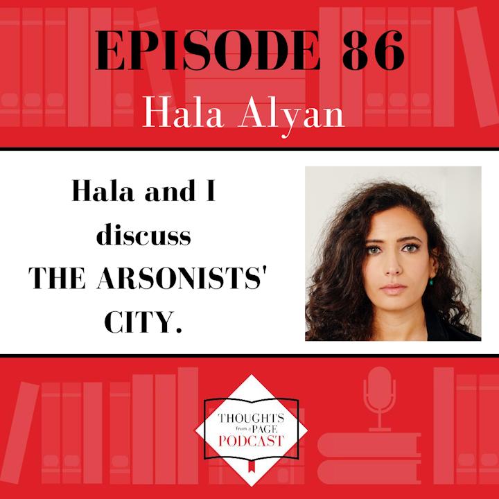Hala Alyan - THE ARSONISTS' CITY