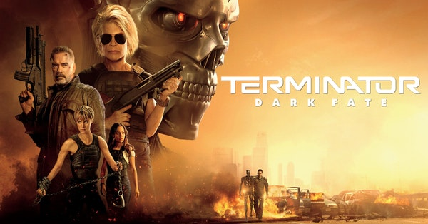 Terminator: Dark Fate & Free Rein Image