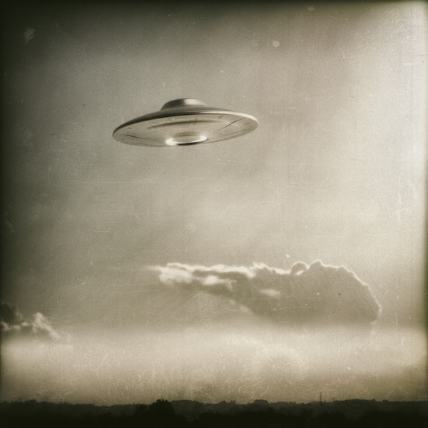UFO Mysteries: Part Two