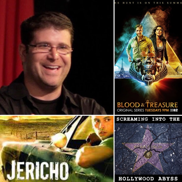 Take 7 - Writer and showrunner Matthew Federman, Jericho, Blood and Treasure