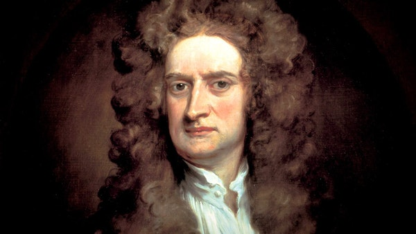 The Metaphysical World of Issac Newton