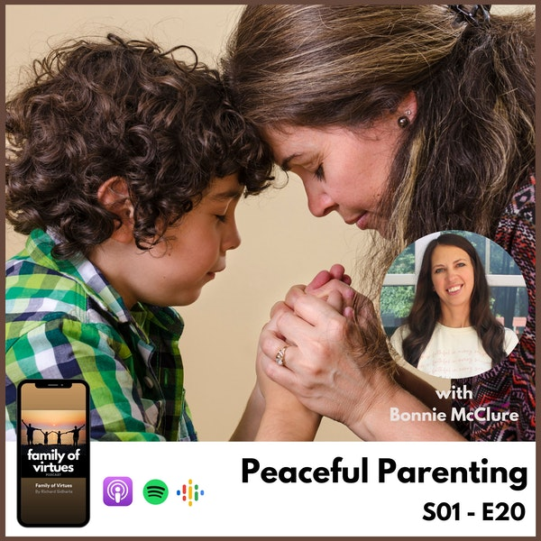 Peaceful Parenting with Bonnie McClure Image