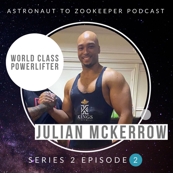 World Powerlifting Champion - Julian McKerrow Image