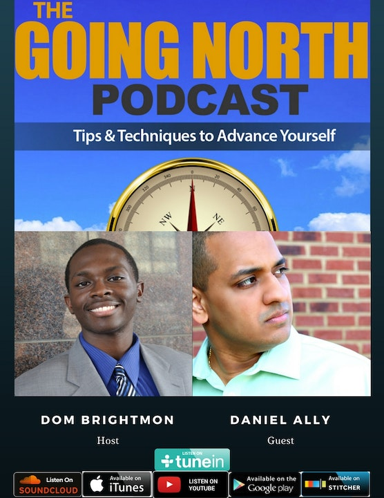 "17 - ""The Abundance Mentality"" with Daniel Ally (@danielallyway) Image"