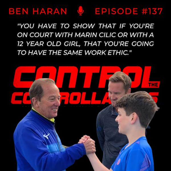 Episode 137: Ben Haran - Find Your Mentor