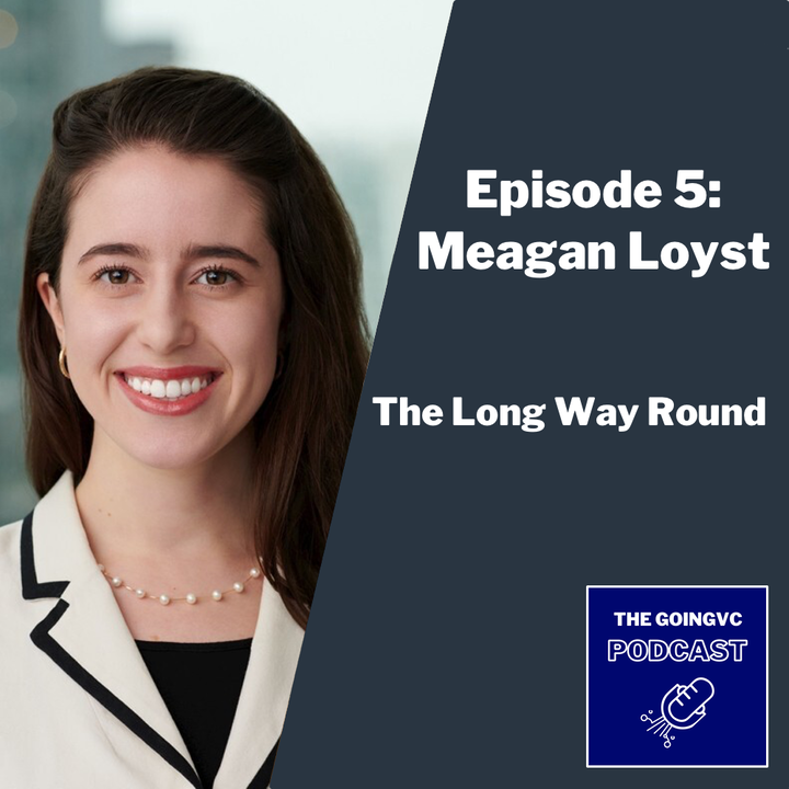 Episode image for Episode 5 - the Long Way Round with Meagan Loyst