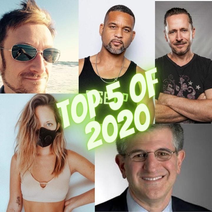 Top 5 of 2020