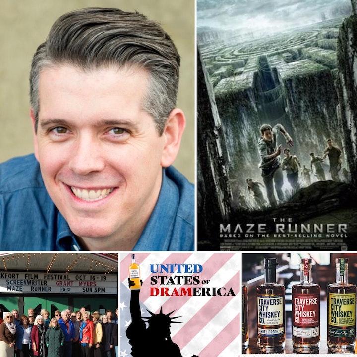 Episode 56 - Grant Pierce Myers, writer of The Maze Runner