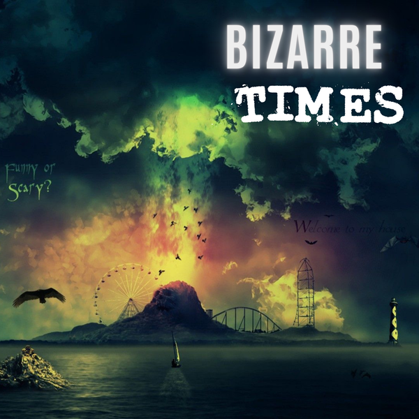 New Podcast: Bizarre Times (44 Years in Darkness) Image