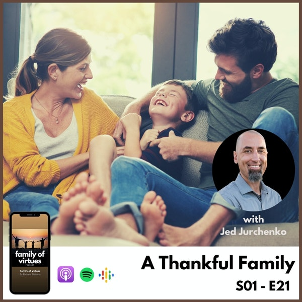 A Thankful Family with Jed Jurchenko Image