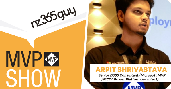 Arpit Shrivastava on The MVP Show