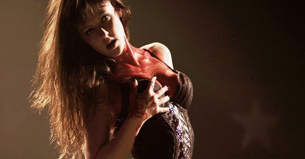 American Mary & Blue Peter Image