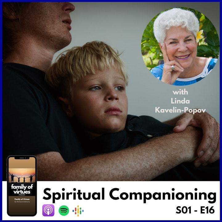 Episode image for Spiritual Companioning with Linda Kavelin-Popov