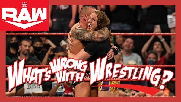 HUG IT OUT BRO - WWE Raw 8/9/21 & SmackDown 8/6/21 Recap Image