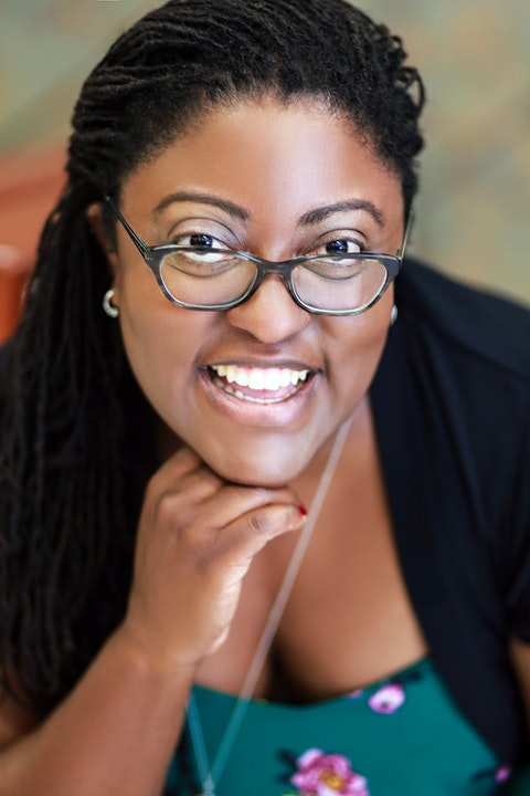 Happy 2021! Body Acceptance + Wellness, A Conversation with Registered Dietician Dalia Kinsey Image