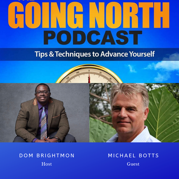 "164 - ""Escape Average, Go for the Big"" with Michael Botts Image"