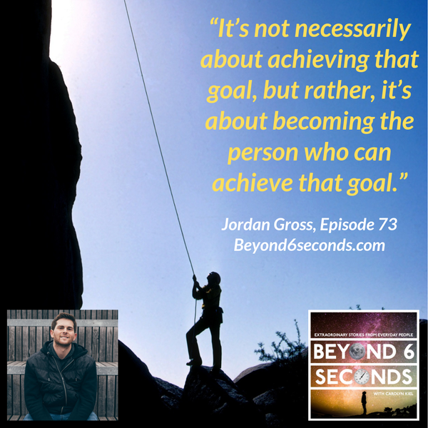 Episode 73: Jordan Gross – The Journey to Cloud Nine Image