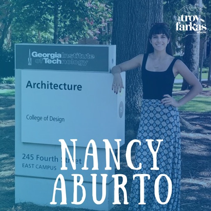 the most interesting person I've ever met: a takeaway from Nancy Aburto.