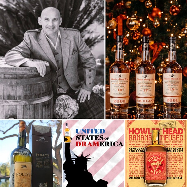 Episode 51 - Steve Lipp, whisky entrepreneur Image