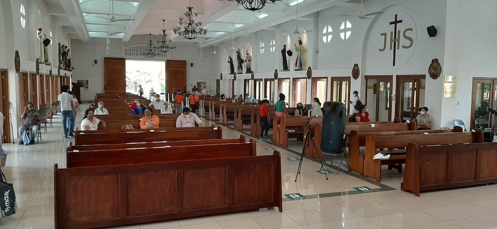 Iglesia Católica de Nicaragua abre nuevamente sus puertas