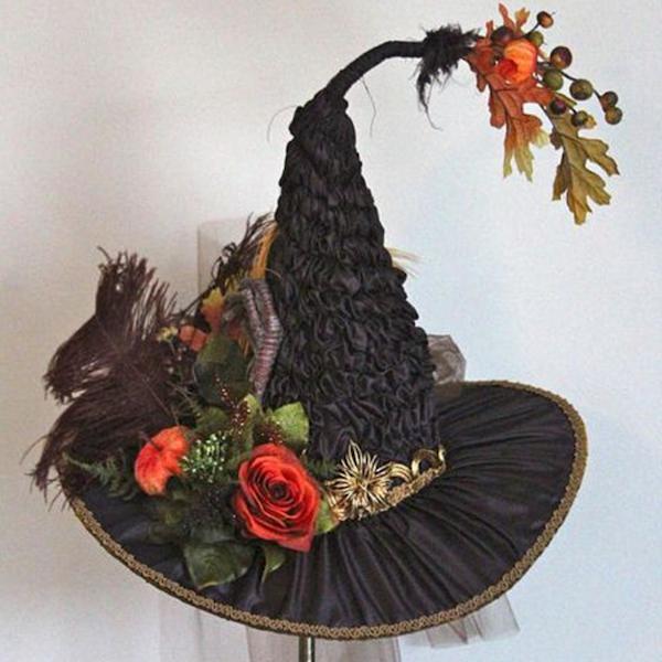 Karen Steinkraus: Heirloom Victorian Witch Hats Image