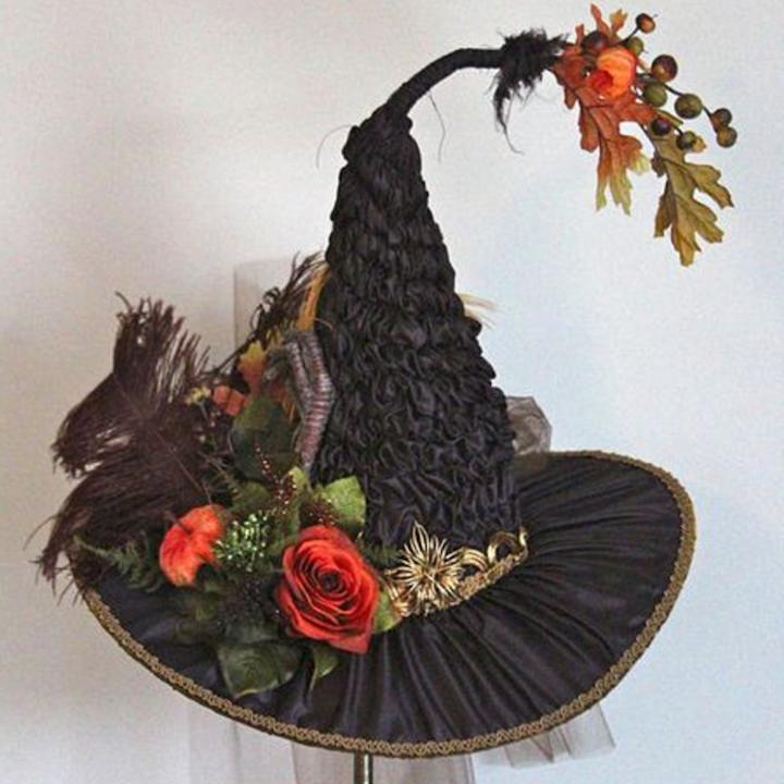Karen Steinkraus: Heirloom Victorian Witch Hats