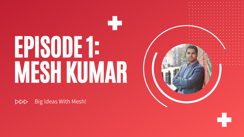 [Trailer] Getting Out Of My Comfort Zone And Into Podcasting: Mesh Kumar