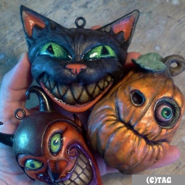 Tom Taggart: Making Monsters and Mischief Image