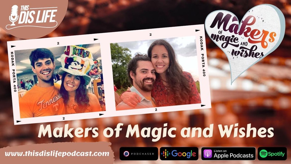Makers of Magic and Wishes: Jacob and Erica Price