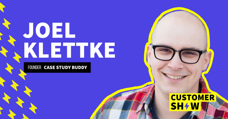 Sell More Using Customer Success Stories with Joel Klettke