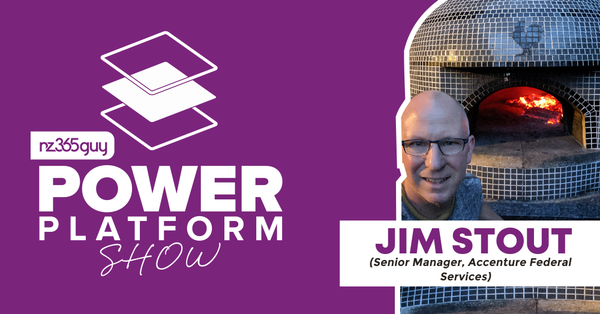 Identifying and developing top talent in a Power Platform practice with Jim Stout