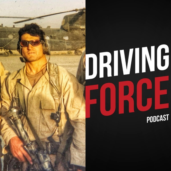 Episode 45: Tony Negron - Business and combat-tested leader, Retired Air Force Pararescueman Image