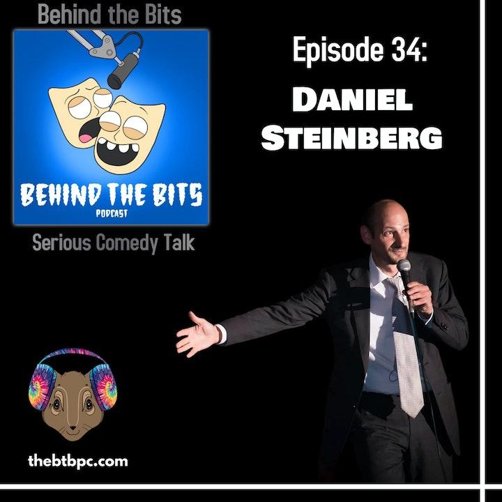 Episode 34: Daniel Steinberg