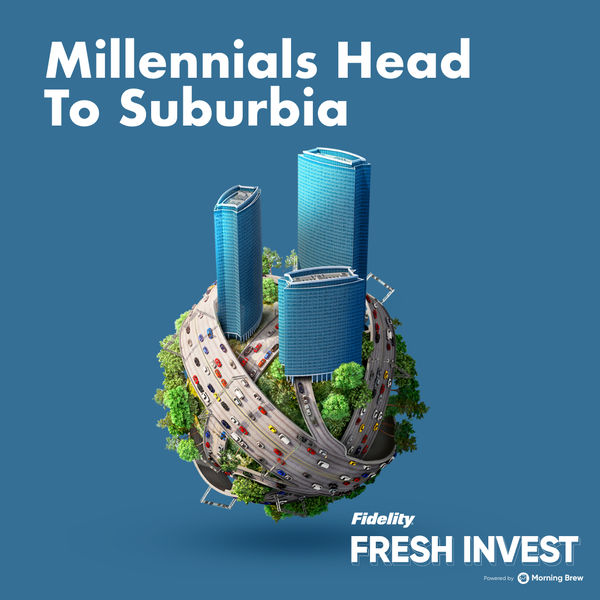 Millennials Head to Suburbia