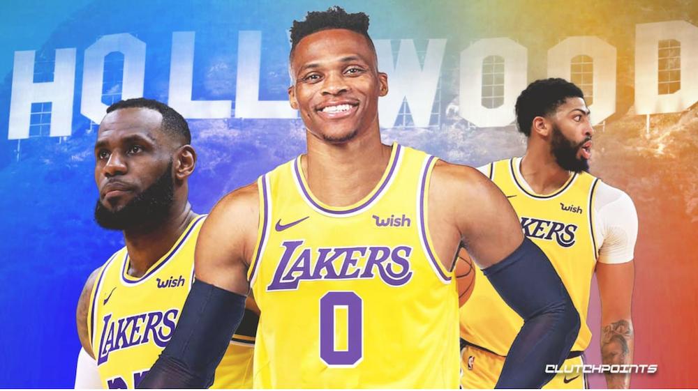 O Westbrook στους Lakers !!!