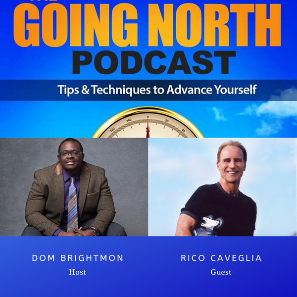 "159 - ""The Ageless Brain"" with Rico Caveglia (@Ageless100) Image"