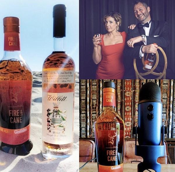 Social Distancing Special. Jennifer Wren, whisky ambassador (again)