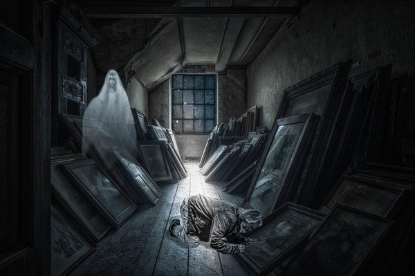 The Dangers of Ghost Hunting Image
