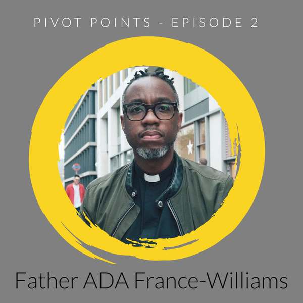 Institutional racism is alive and well in the church. (with Father A.D.A France-Williams)