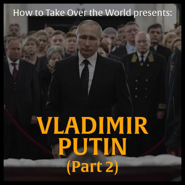 Vladimir Putin (Part 2) Image