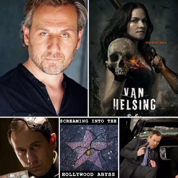 Take 33 - Actor, writer, showrunner Jonathan Lloyd Walker, Van Helsing, Snowpiercer